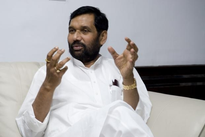 Ramvilas Paswan, Minister of Consumer Affairs - Wearsa Yellow Sapphire and Diamond Vedic astrology