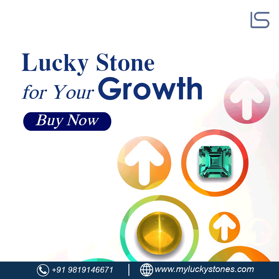 Indian Vedic Astrology, Lucky Stones for your growth