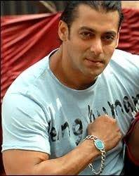 Salman Khan with Firoza Gemstones